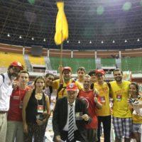 No Congresso do MST, Juntos leva sua mensagem em apoio ao plebiscito pela reforma política!