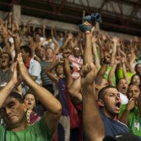 Rodoviários de Porto Alegre arrancam 2014 com greve vitoriosa