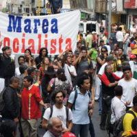 Contra a direita golpista, pelo aprofundamento do processo bolivariano, seguimos Juntos!