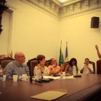 O ato em defesa de Freixo e o recuo da Rede Globo