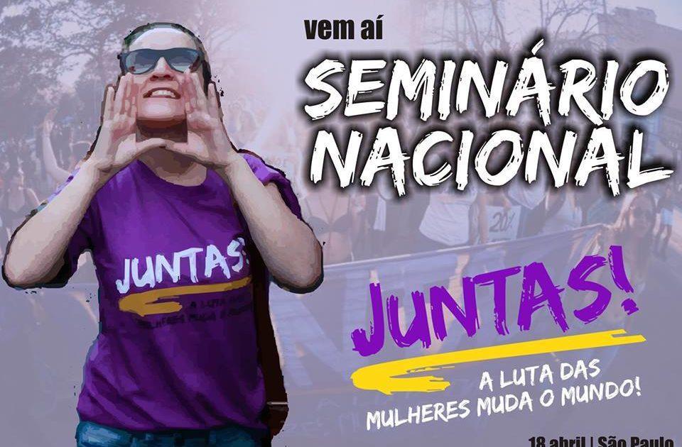 Vem aí o Seminário Nacional do Juntas!