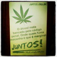 Bolamos o Juntos! Pela legalização