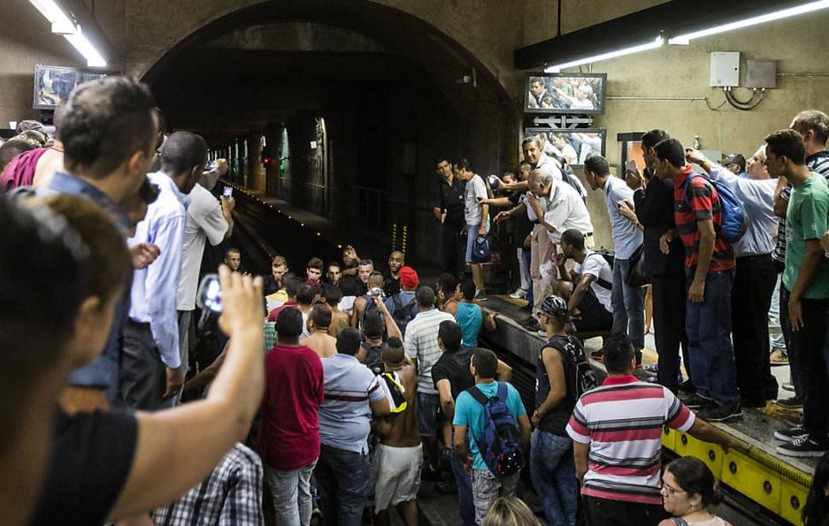 Sobre o caos do metrô de São Paulo – Vândalo é o Estado!