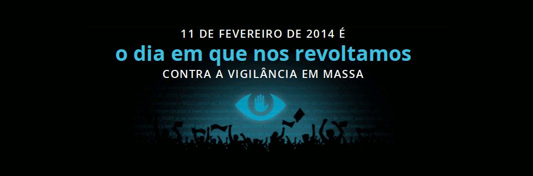 11 de fevereiro: o dia em que nos revoltamos contra a vigilância em massa da NSA