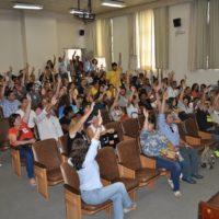 Juntos nas ruas e nas greves pela Universidade de qualidade