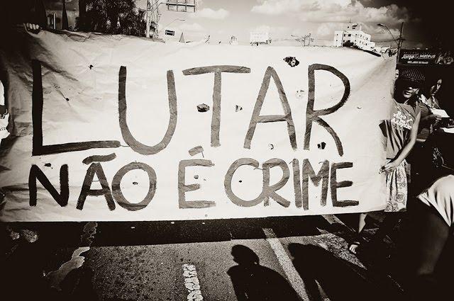 ANEL e Juntos! contra o indiciamento dos companheiros de Porto Alegre