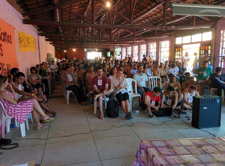 Festival Acampada do Juntos: A nossa coragem é o medo deles!