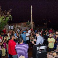 Ocupação e luta por moradia e contra a repressão em São Carlos