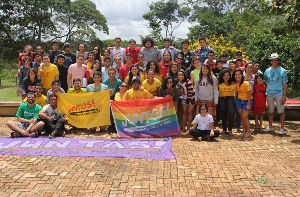 Acampada de Verão do Juntos! Centro-Oeste: organizar a indignação no coração do Brasil