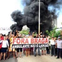 O Recife vai parar!