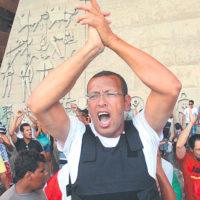 Marcos Prisco: prisão política e abusiva. Liberdade aos que lutam!
