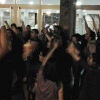 DCE PUCR$ segue na luta na defesa dos estudantes e contra as máfias