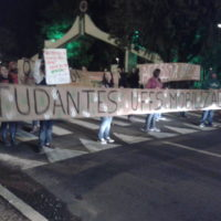 Estudantes Mobilizados: luta UFFS!