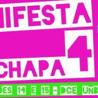 """Perguntas e respostas: Juntos! é chapa 4 """"Manifesta"""" na UnB!"""