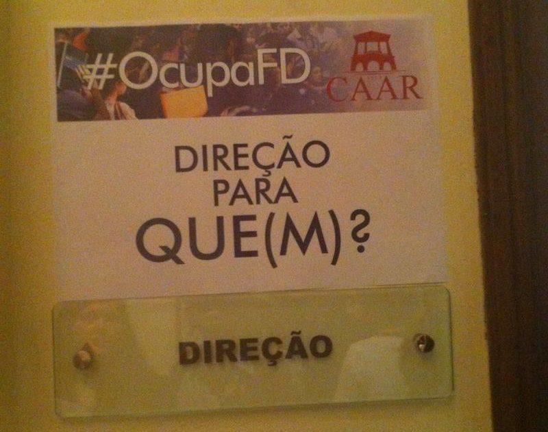 #OcupaFD