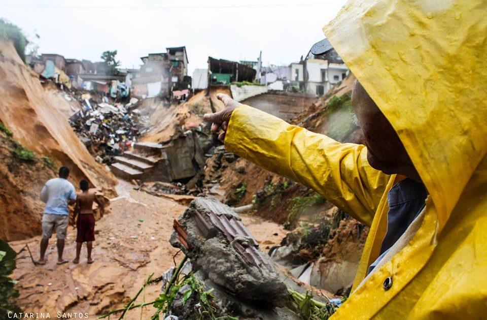 Natal, cidade sede da Copa, em estado de calamidade