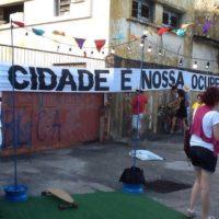 O Cais é do povo, como o céu é do condor #OcupeEstelita