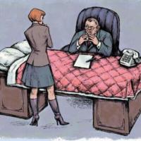 A luta das mulheres contra o assédio sexual