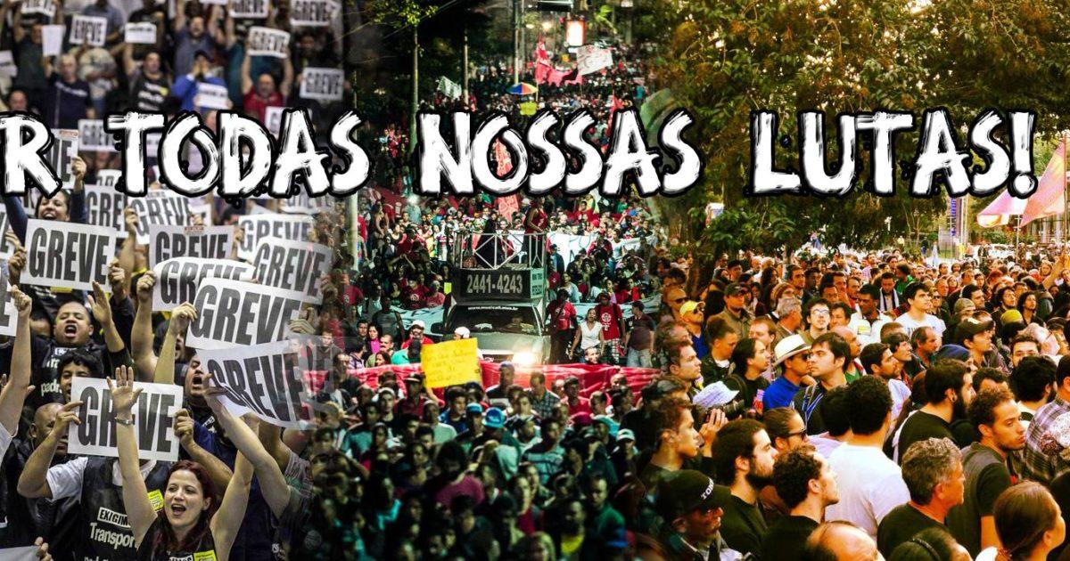 6 de junho: Dia de unificar as lutas em SP!
