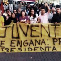 Em Minas Gerais as mulheres e a juventude também ocupam a política!