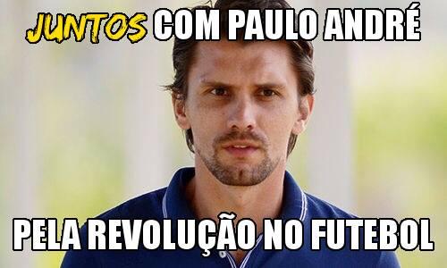 Paulo André Convoca! Vamos Juntos!