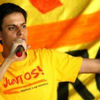 Estamos juntos com Thiago Aguiar, uma voz das ruas nessas eleições