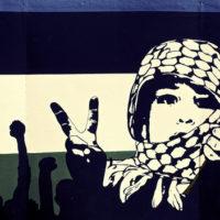 Basta de massacre em Gaza. Palestina livre já!