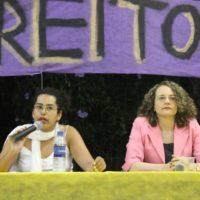 Juventude aclama Luciana Genro na Universidade de Brasília e aponta a necessidade de um novo projeto para o Brasil