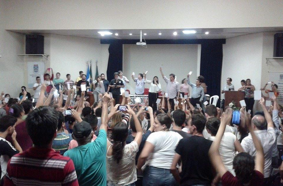 Greve nas universidades estaduais cearenses retorna com mais força