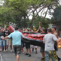 Entrevista com moradora e manifestante de Itu sobre a crise da água