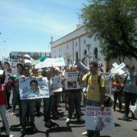 Dia dos professores com luta em Sobral!
