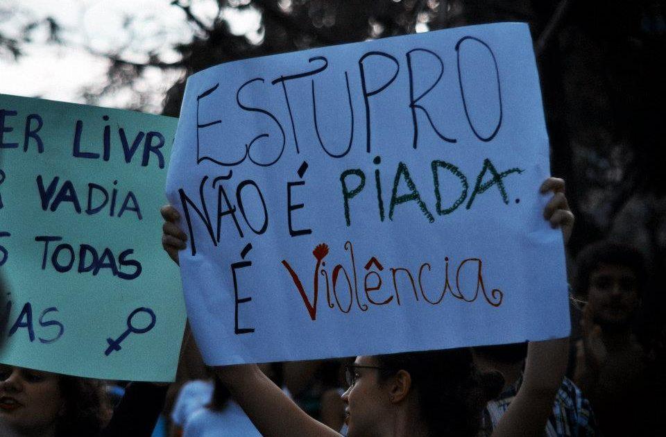 Nota de repúdio à cultura do estupro. Em Porto Alegre ou em qualquer lugar, estupradores não passarão!