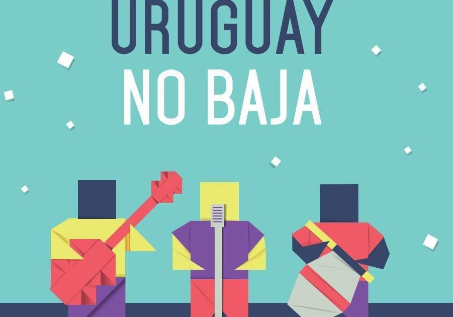 Vitória no Uruguai: No a La Baja!