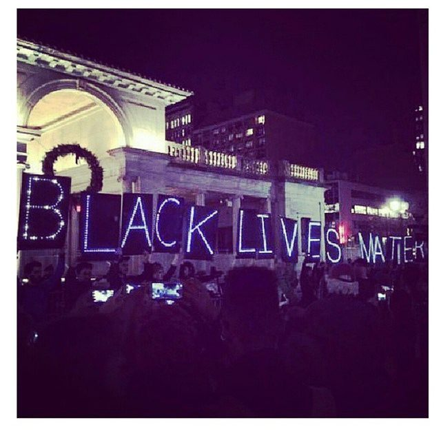 As vidas pretas importam!