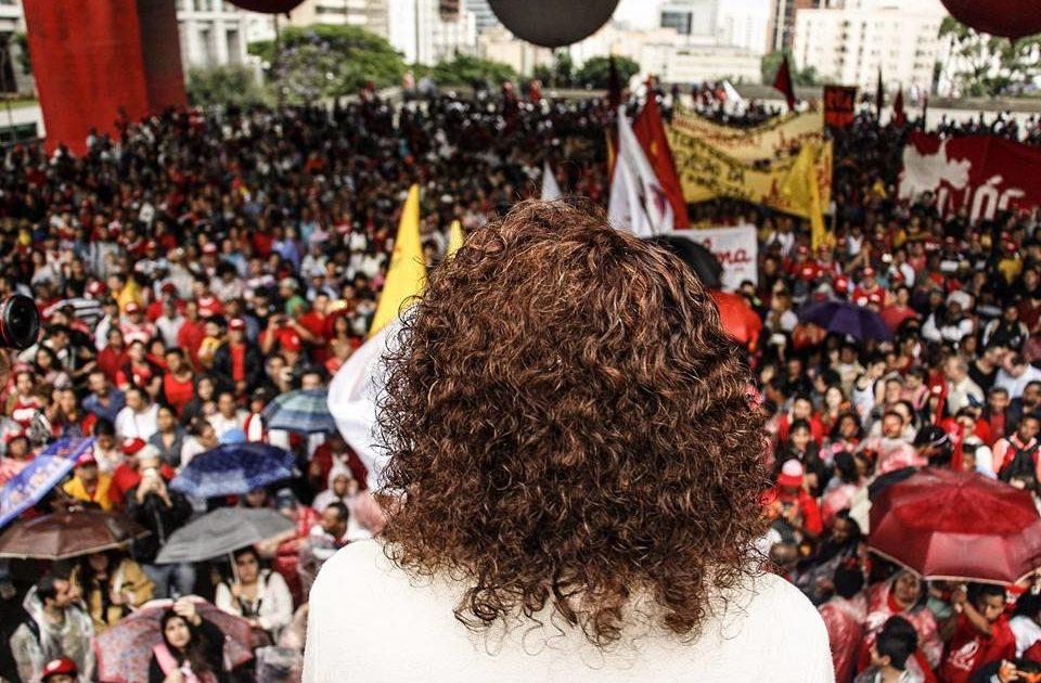 A marcha da esquerda na Paulista: o caminho é a luta popular e juvenil por mais direitos!