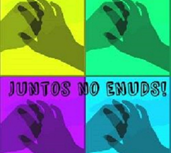 Juntos no ENUDS!