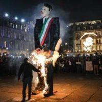 #Faltan43 no México e no Brasil