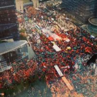 Cento e vinte mil belgas rejeitam a austeridade nas ruas de Bruxelas