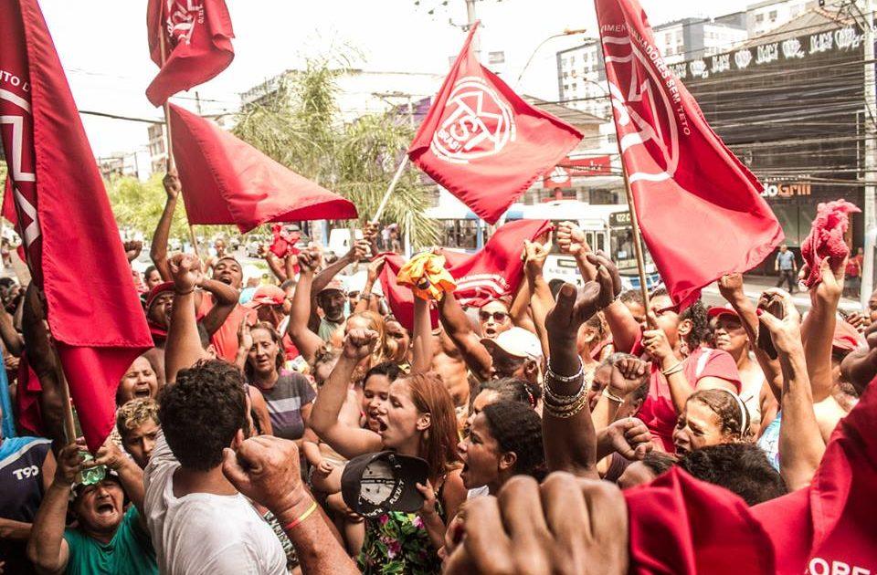 Ocupação Zumbi dos Palmares, a luta é pra valer!