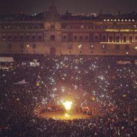 20-N: A juventude mexicana segue escrevendo o futuro nas ruas do país
