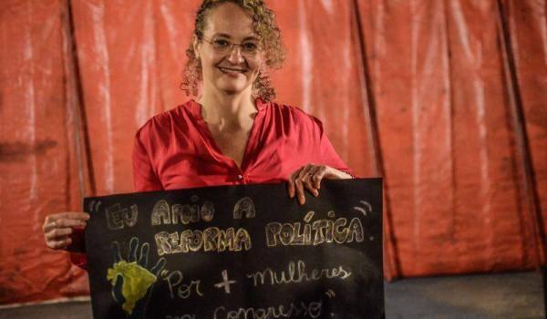 Luciana Genro: Agora é seguir a luta por mais direitos!