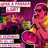 Vamos Juntxs ocupar a Parada LGBT de Natal!