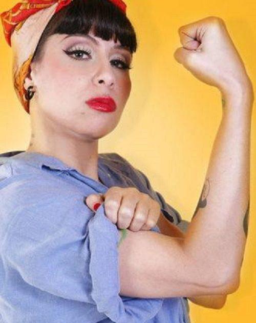 A briga de Pitty não é com Anitta. É com o machismo!
