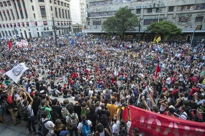 Luta contra o aumento em São Paulo: é possível vencer!