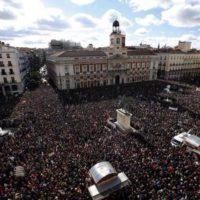 """Espanha: PODEMOS exibe sua força e faz sonhar com """"el cambio"""""""