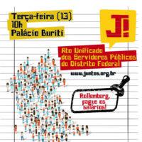 Rollemberg: PAGUE OS SALÁRIOS!