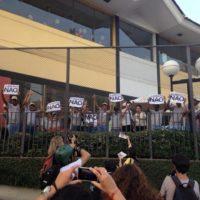 III Manifestação contra o aumento das tarifas: apoio popular e ato vitorioso