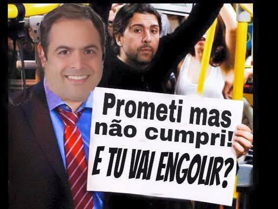 Paulo Câmara Mentirinha!