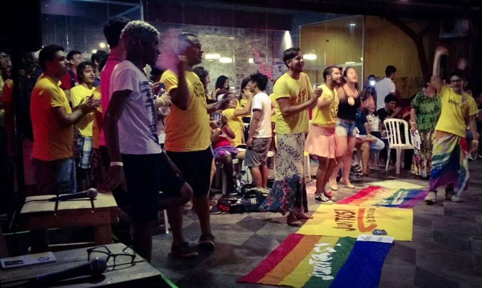 Em defesa da comunidade LGBT, contra a demagogia governista!