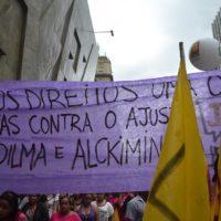 Em pleno 8 de Março, o discurso de Dilma é um ataque às mulheres